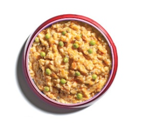 Human vs. canine food: a sometimes-blurry line. Photo: businessweek.com