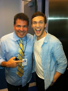 Orland with Phillip Phillips,